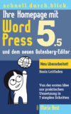 Ihre Homepage mit WordPress 5.5
