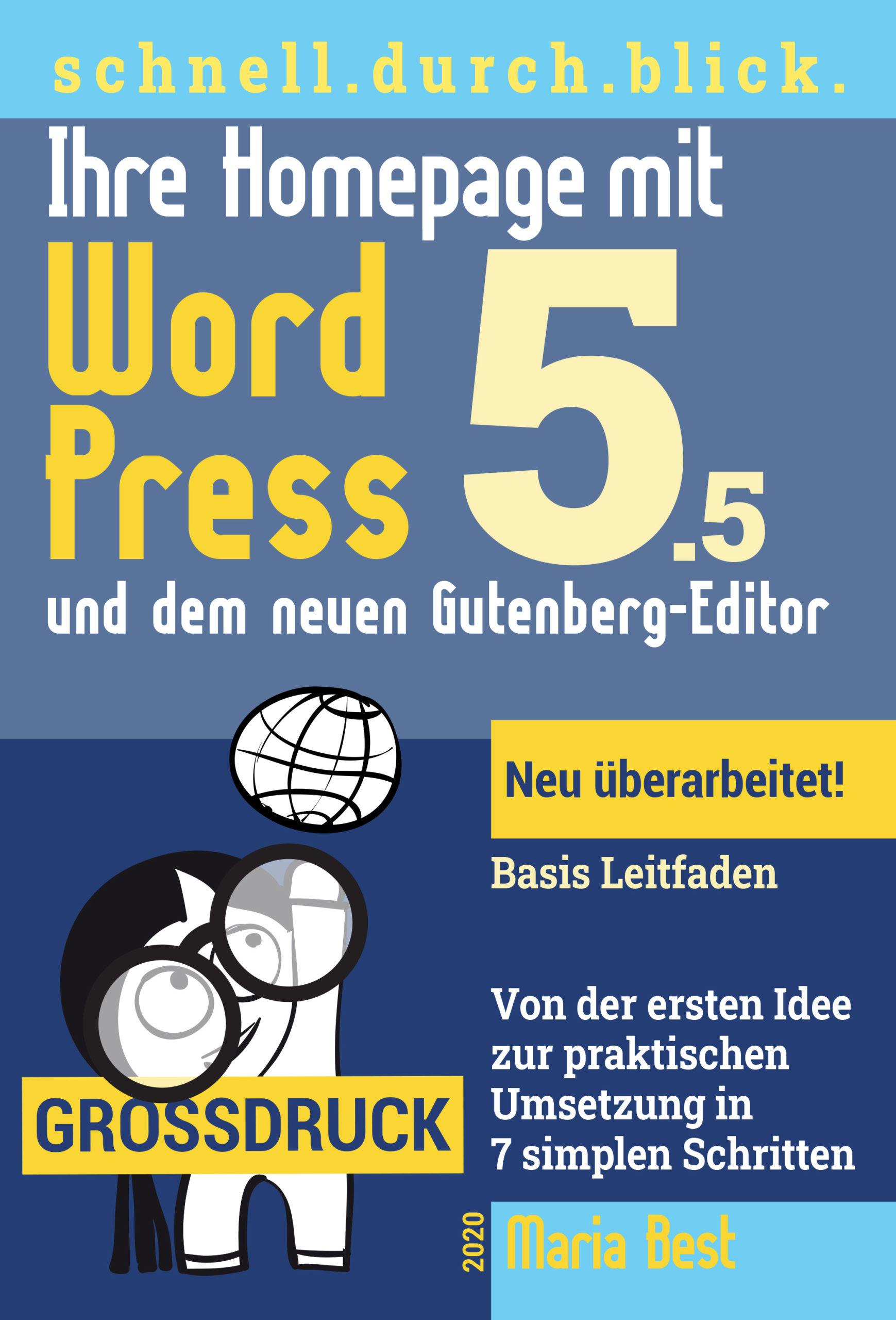 2020 WordPress_5.5_Allgemein_GROSSDRUCK_COVER