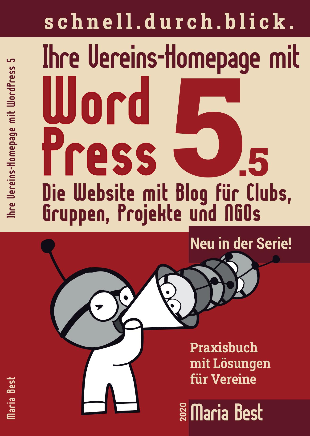 2020 WordPress_5.5_Vereine_COVER